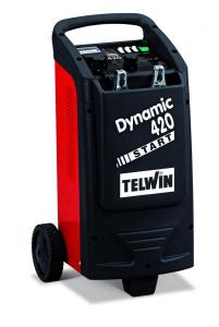 Redresor robot auto Telwin Dynamic 420 Start0