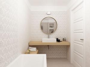 Faianta decorativa baie, 75x25 cm [2]