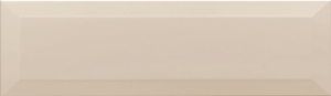 Faianta bej Scale Latte, 28.5x8.5 cm [0]
