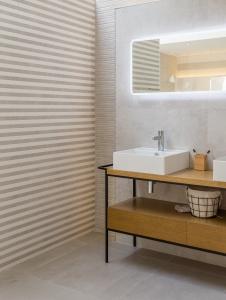 Faianta baie gri in dungi Belice Acero, 100X33.3 cm [2]