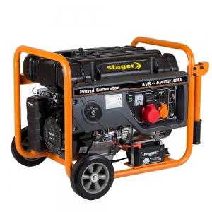 Generator curent benzina Stager GG 7300-3EW [0]