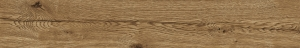 Gresie portelanata tip parchet Delaware Nogal, 29.4x180 cm [0]