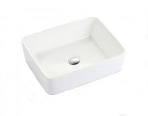 Lavoar baie pe blat Square Foglia0