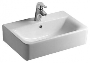 Lavoar baie pe blat Connect Ideal Standard0