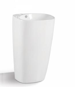 Lavoar freestanding oval Cocon Foglia0