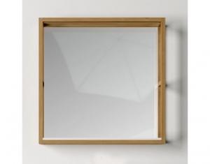 Mobilier baie alb din lemn masiv1