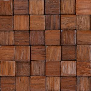 Mozaic lemn, 15 mm, 30x30 cm1