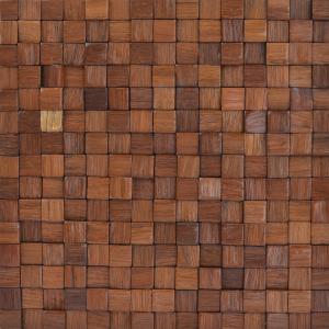 Mozaic lemn, 15 mm, 30x30 cm0