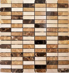 Mozaic piatra Emperador, 30x300