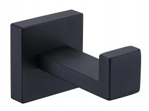 Cuier prosop baie negru Square N [0]