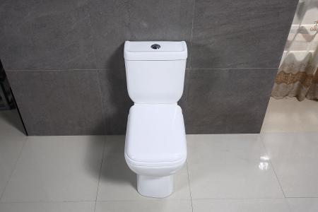 Vas wc Cimberly duobloc cu capac slim Soft Close inclus [3]