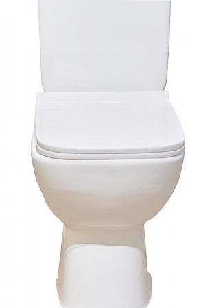 Vas wc Cimberly duobloc cu capac slim Soft Close inclus [9]