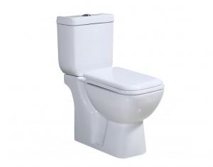 Vas wc Cimberly duobloc cu capac slim Soft Close inclus [0]