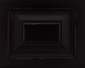 Vitrina bucatarie lemn masiv cu 6 sertare si 2 usi, finisaj antichizat7