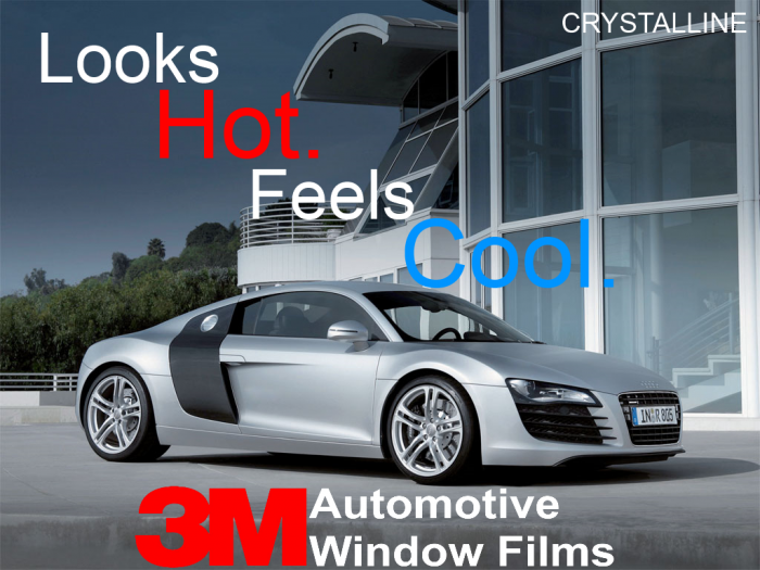 3M Crystalline Protecție solară [1]