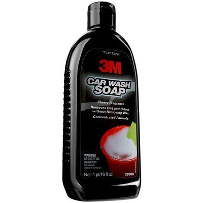 3M™ CAR WASH SOAP 0