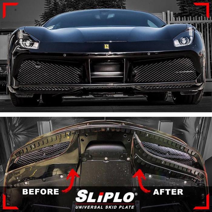 Sliplo - Protecție bară 5