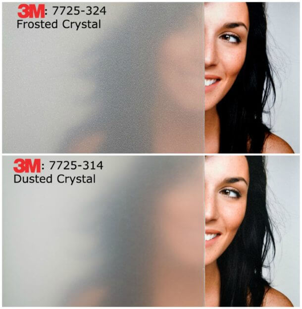 7725SE-324 FROSTED CRYSTAL Transparent 1