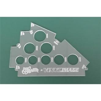 Instrument Procorner pentru tăierea PPF pentru colțuri mici, unghiuri și senzori de parcare [0]