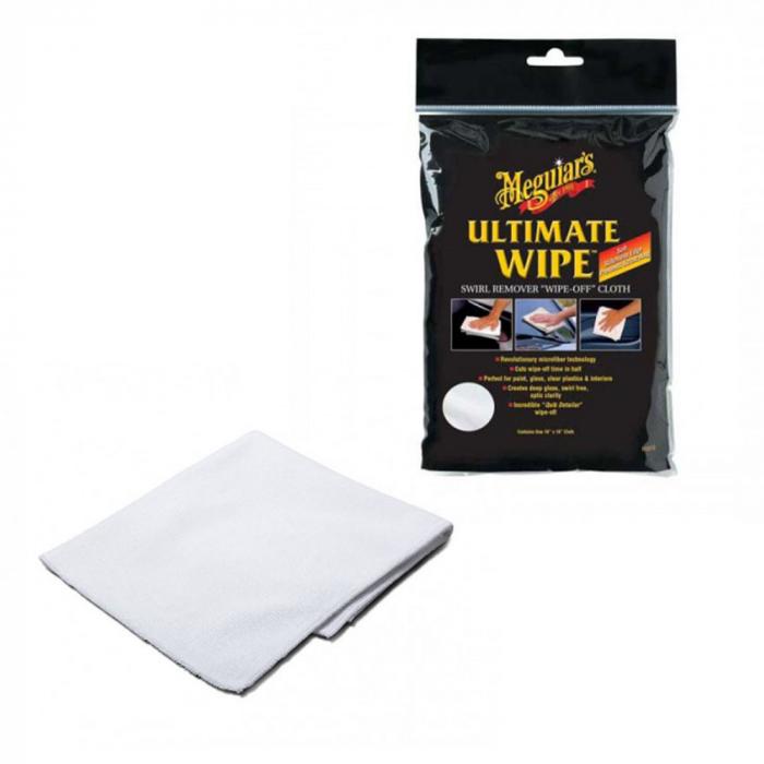 Meguiar's Ultimate Wipe Detailing Cloth - Lavetă Microfibră [0]