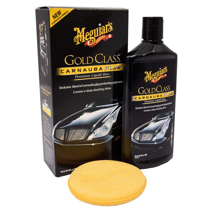 Meguiar's Gold Class Liquid Wax - Ceara Auto Lichida [0]