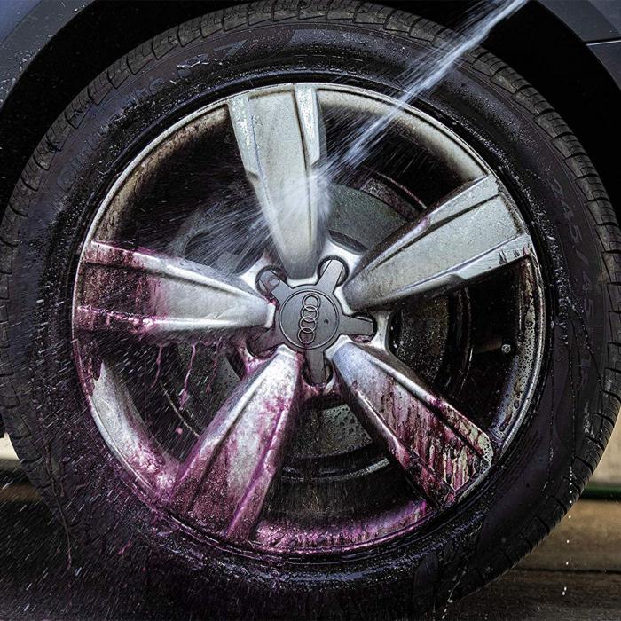 Meguiar's Ultimate All Wheel Cleaner - Soluție Curățare Jante [4]