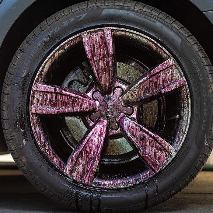 Meguiar's Ultimate All Wheel Cleaner - Soluție Curățare Jante [3]