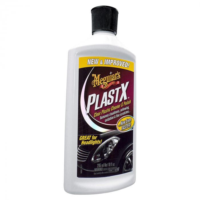 Meguiar's PlastX Clear Plastic Cleaner & Polish - Polish Suprafete Plastic [0]