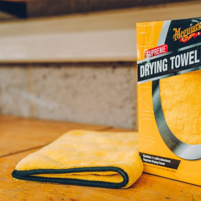 Meguiar's Supreme Drying Towel - Laveta Microfibra Uscare 1