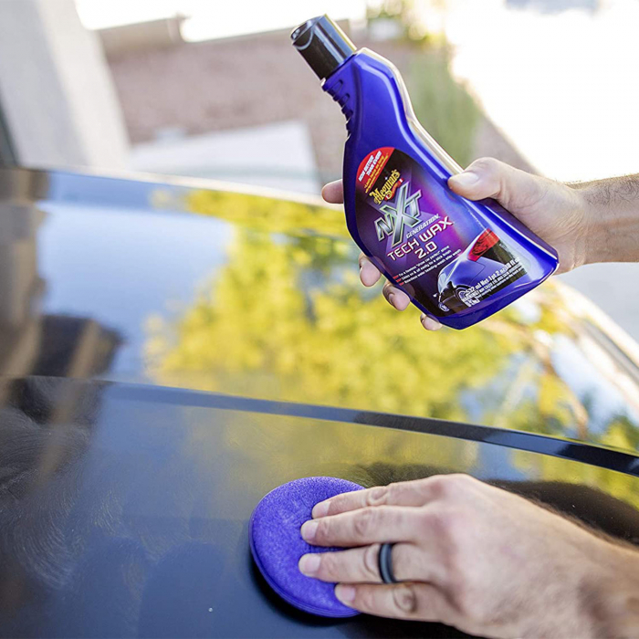 Meguiar's Nxt Generation Tech Wax 2.0 532ML - Ceară Lichidă 4