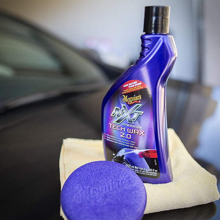 Meguiar's Nxt Generation Tech Wax 2.0 532ML - Ceară Lichidă 3