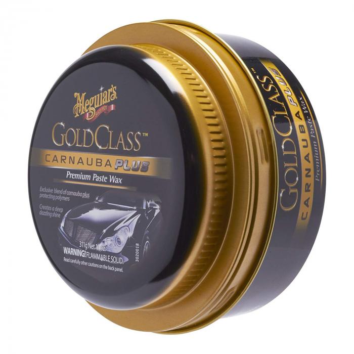 Meguiar's Gold Class Clear Coat Paste Wax - Ceara Auto [1]