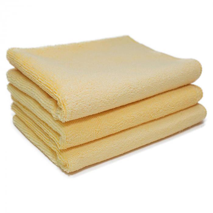 Meguiar's Supreme Shine Microfibre Towels Pack - Prosop Microfibră 3 Bucăți 2