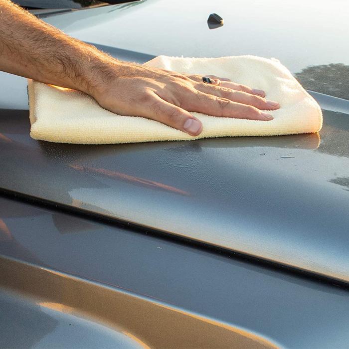 Meguiar's Supreme Shine Microfibre Towels Pack - Prosop Microfibră 3 Bucăți 5
