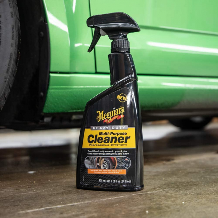 Meguiar's Heavy Duty Multi-Purpose Cleaner -  Soluție Curățare Generală [1]