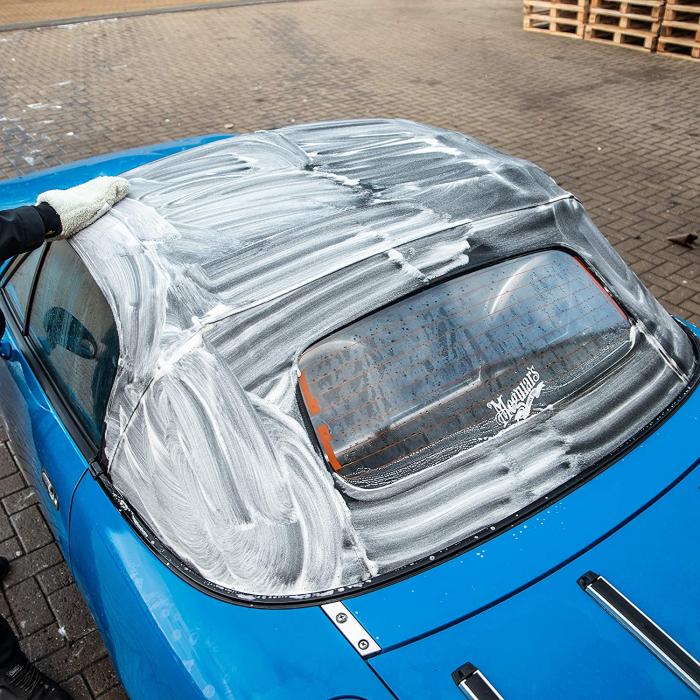 Meguiar's Convertible & Cabriolet Cleaner  Solutie Curatare Soft Top [3]