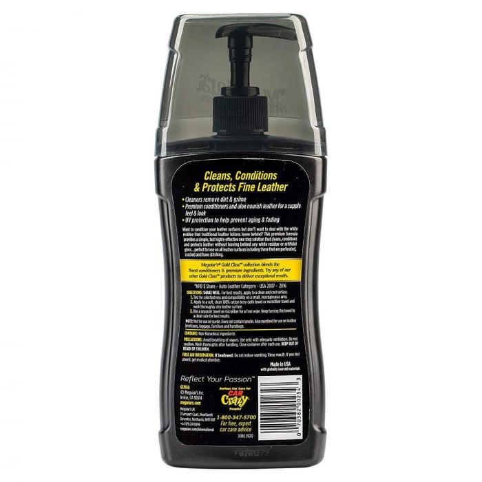 Gold Class Rich Leather Cleaner/Conditioner - Crema Hidratare/Curățare Piele [1]