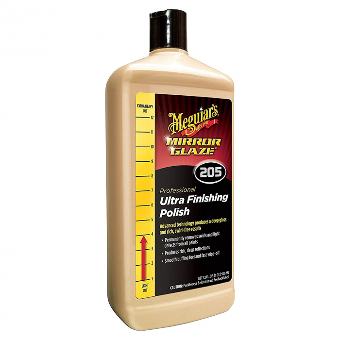 Meguiar's Ultra Finishing Polish M205 - Polish Auto Finish 0