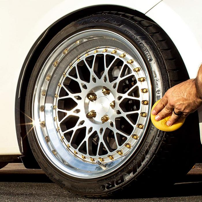 Meguiar's Endurance High Gloss Tyre Gel - Gel Dressing Anvelope 4