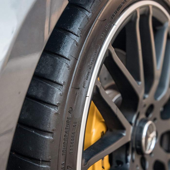 Meguiar's Endurance High Gloss Tyre Gel - Gel Dressing Anvelope 6