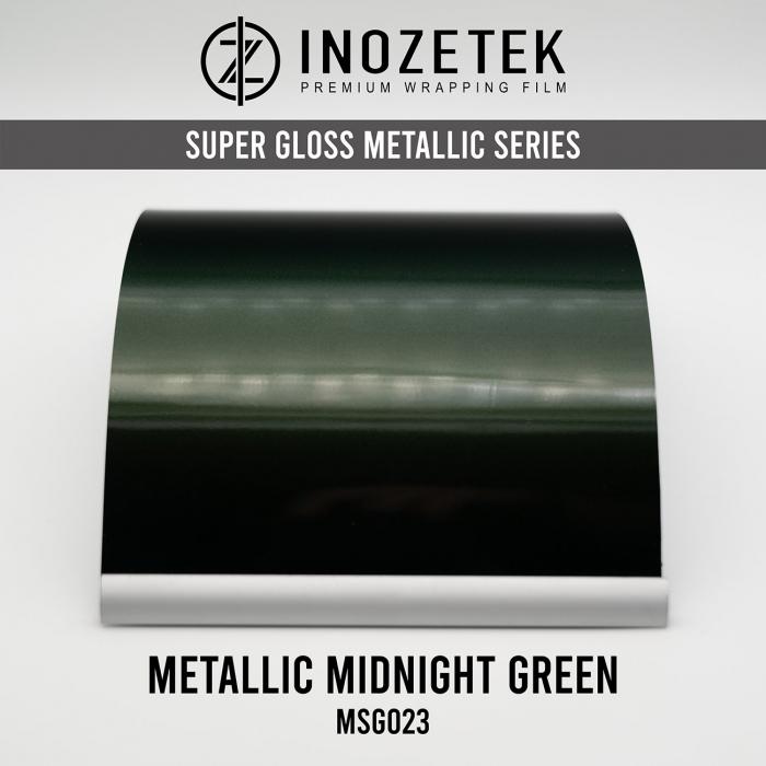 MSG023 Super Gloss Metallic Midnight Green - Verde [0]
