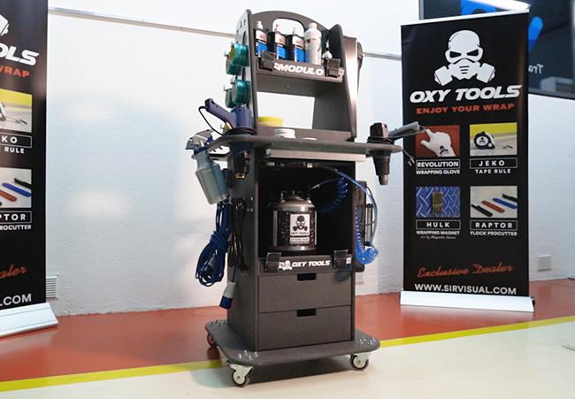 Oxy Tools Modulo - Raft Portabil [3]
