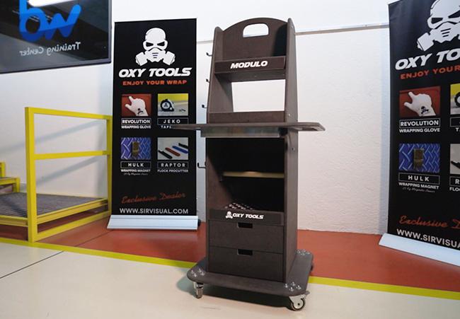 Oxy Tools Modulo - Raft Portabil [1]