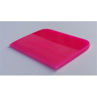 Pink PPF squeegee for paint protection film applications - Racletă Roz PPF 0