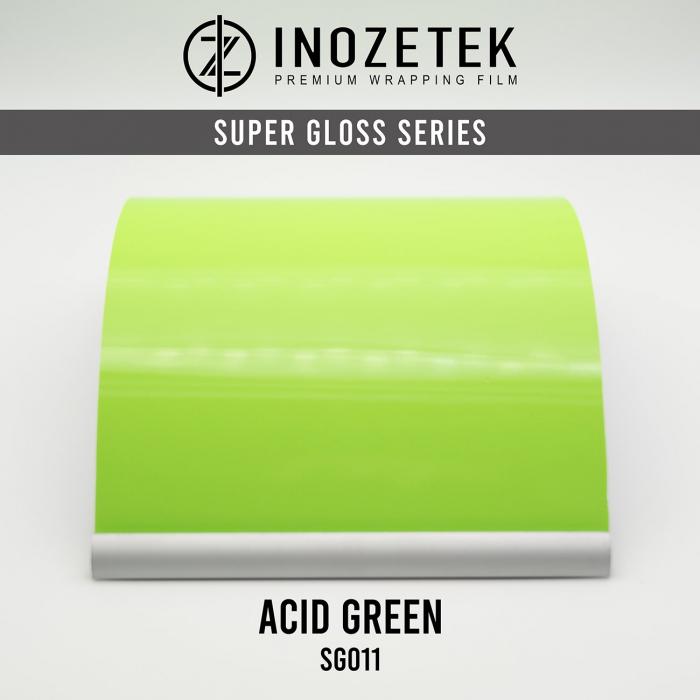SG011 Super Gloss Acid Green - Verde [0]