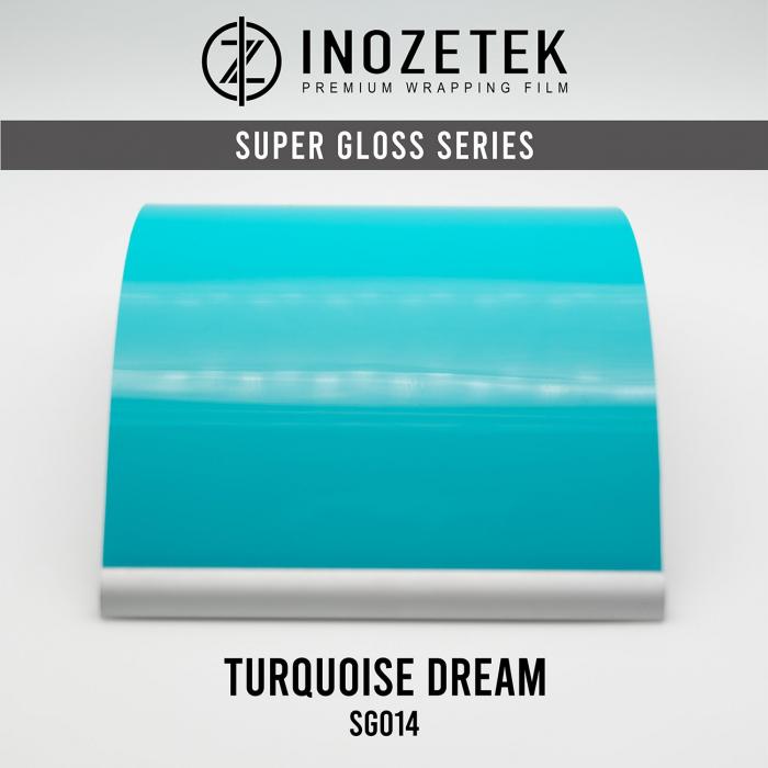 SG014 Super Gloss Turquoise Dream - Albastru [0]