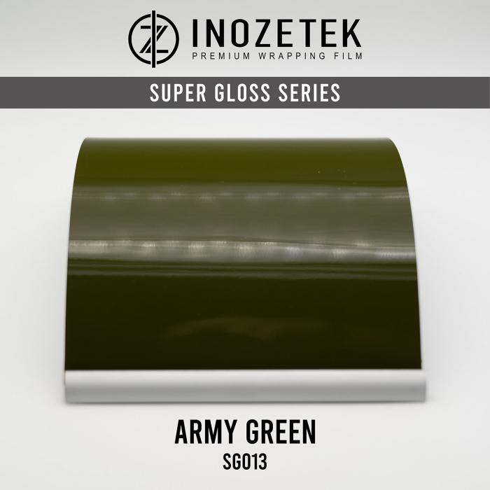 SG013 Super Gloss Army Green - Verde [0]
