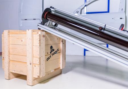 Oxy Tools Quadra - Mașină portabilă de tăiat [3]