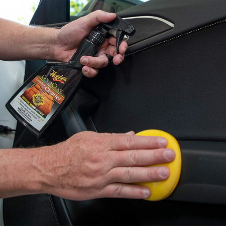 Meguiars Gold Class Leather Cleaner - Solutie Curatare Piele [4]
