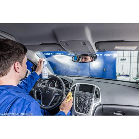 KENT All Purpose Foam Cleaner [1]